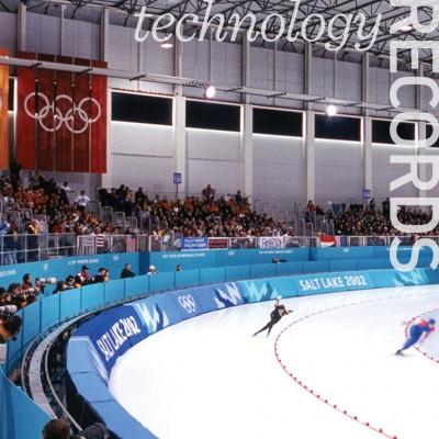 Utah Olympic Oval Interior