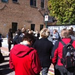 "Molly Robinson tour focuses on ""walkability"""
