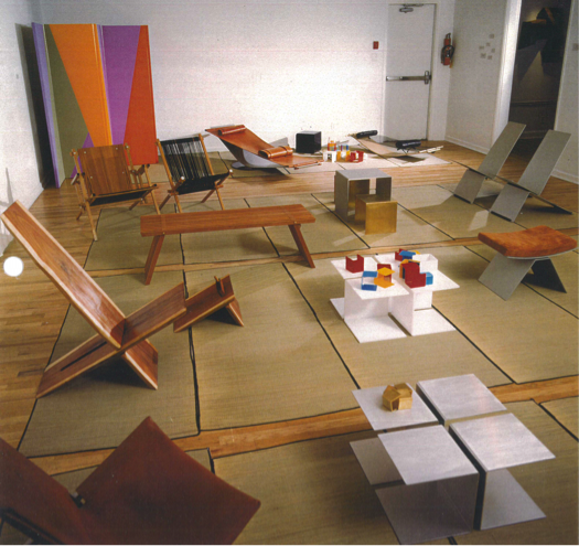 Furniture And Art Exhibit 1997. Click Here For More Information »